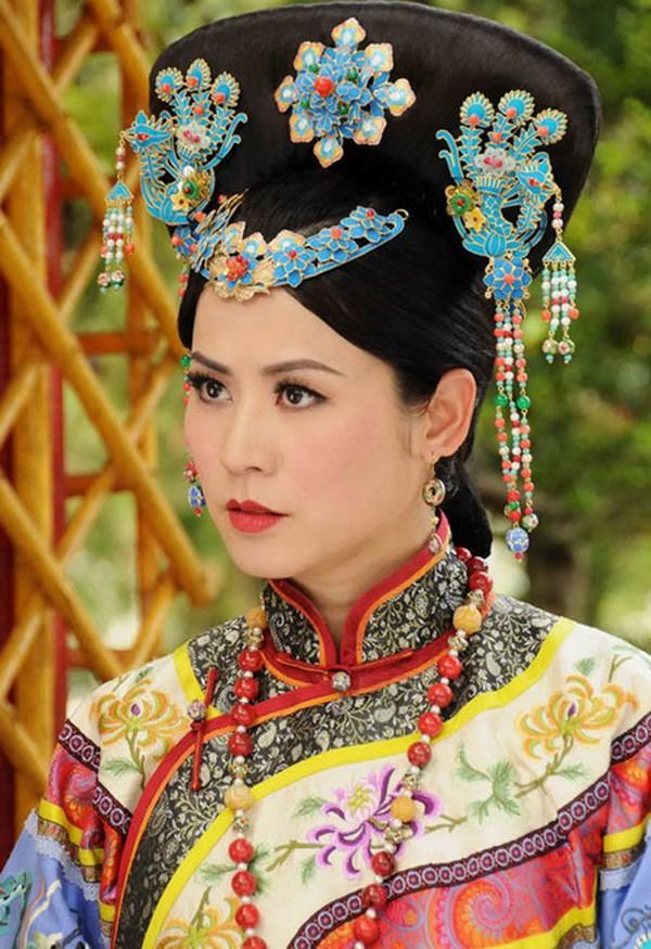 Xa Thi Mạn, Tuyên Huyên và những phi tần lắm mưu nhiều kế nhất màn ảnh Hoa ngữ - Ảnh 3