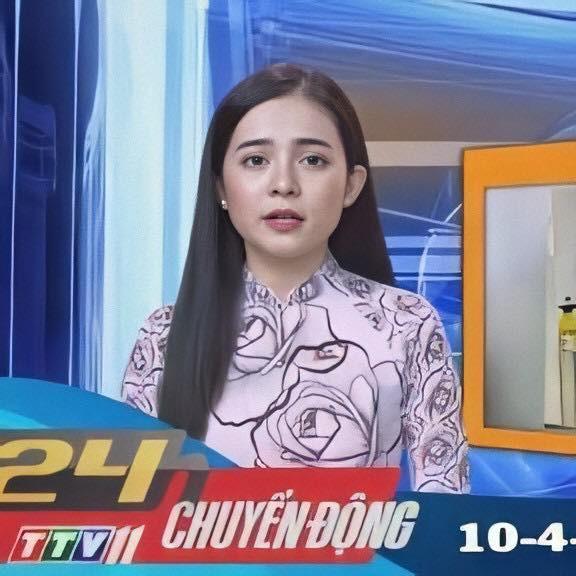 Bị nhầm là hot girl Trung Quốc, nữ MC Tây Ninh được 'săn đón' mọi ngả đường - Ảnh 1