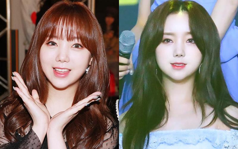 12 idol Hàn khoe khí chất khác biệt chỉ nhờ đổi tóc mái - Ảnh 3