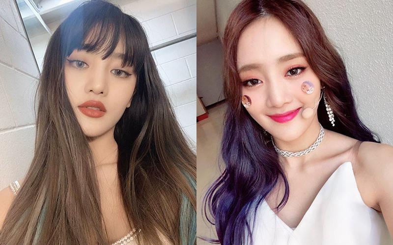 12 idol Hàn khoe khí chất khác biệt chỉ nhờ đổi tóc mái - Ảnh 10