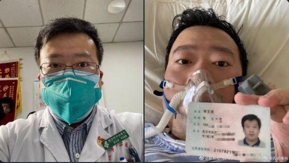 1 trong 8 bác sĩ đầu tiên cảnh báo virus corona ở Vũ Hán đã qua đời vì corona - Ảnh 1