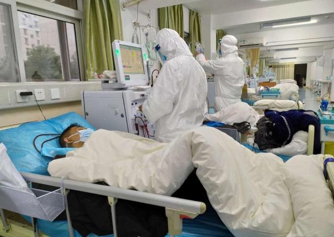 Mẹ 90 tuổi chăm con nhiễm nCoV - Ảnh 2