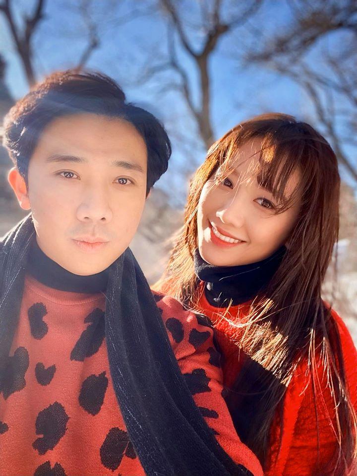 Nhiều bằng chứng cho thấy Hari Won đã mang bầu với Trấn Thành? - Ảnh 1