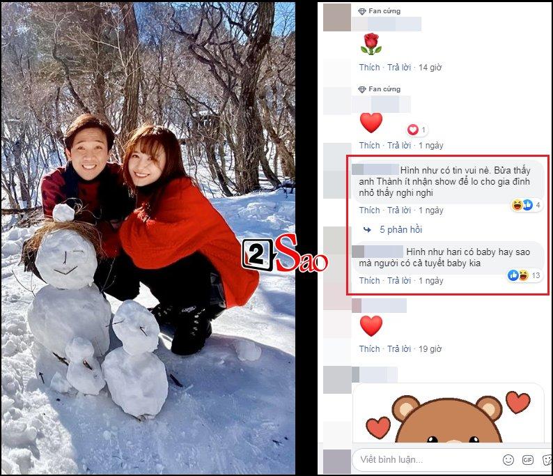 Nhiều bằng chứng cho thấy Hari Won đã mang bầu với Trấn Thành? - Ảnh 4