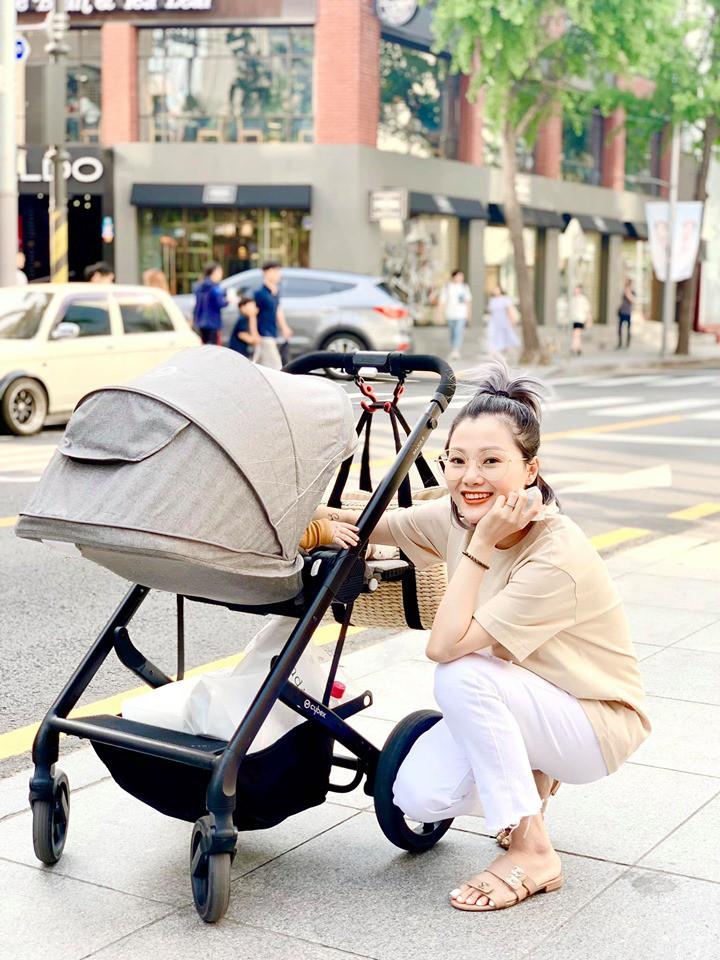 Sau thời gian ở ẩn và sinh con, cư dân mạng bất ngờ trước nhan sắc của em gái Quang Vinh - Ảnh 3