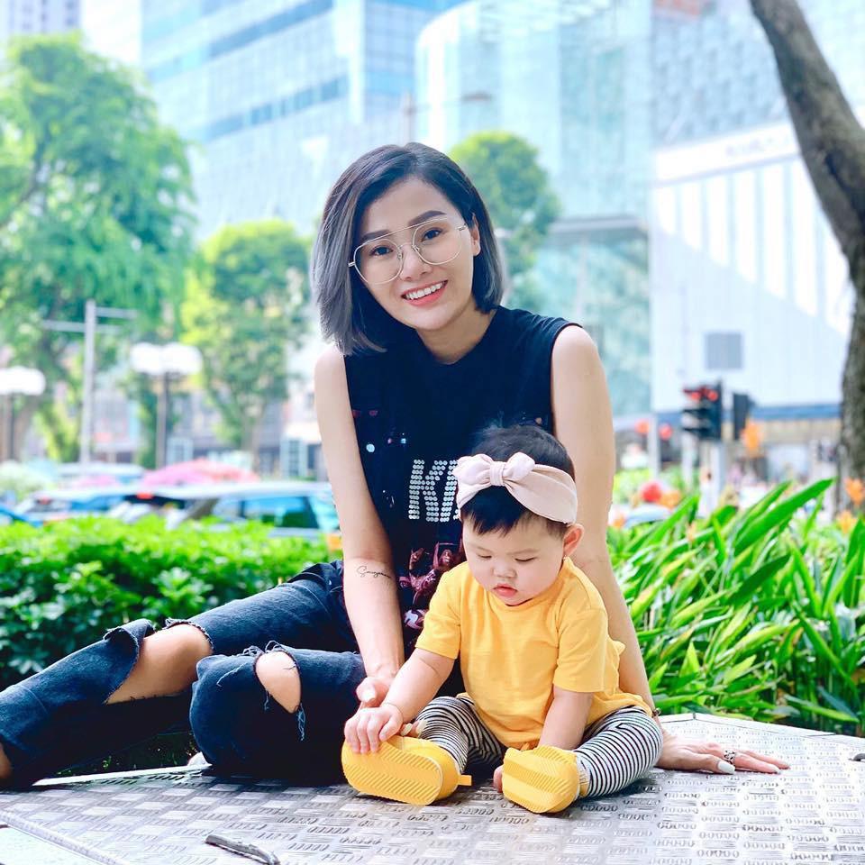 Sau thời gian ở ẩn và sinh con, cư dân mạng bất ngờ trước nhan sắc của em gái Quang Vinh - Ảnh 5