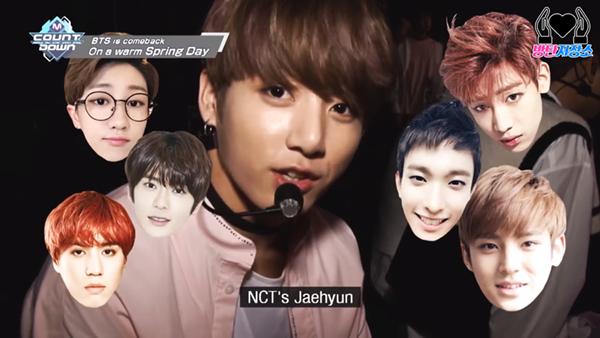 Jung Kook (BTS) bị chỉ trích 'quấy rối tình dục' Jae Hyun (NCT 127) - Ảnh 1