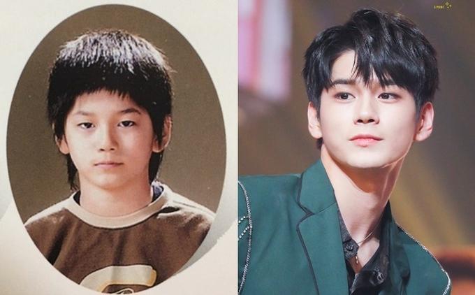 Không thể nhận ra gương mặt những idol nam nổi tiếng trong ảnh tốt nghiệp tiểu học - Ảnh 3