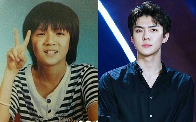 Không thể nhận ra gương mặt những idol nam nổi tiếng trong ảnh tốt nghiệp tiểu học - Ảnh 5