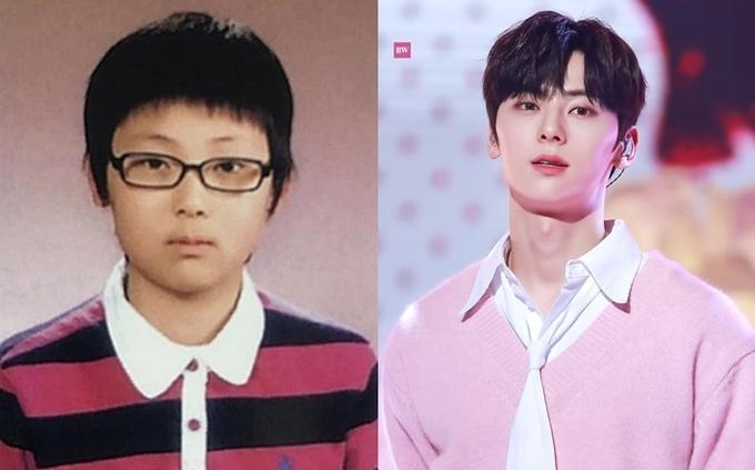 Không thể nhận ra gương mặt những idol nam nổi tiếng trong ảnh tốt nghiệp tiểu học - Ảnh 2
