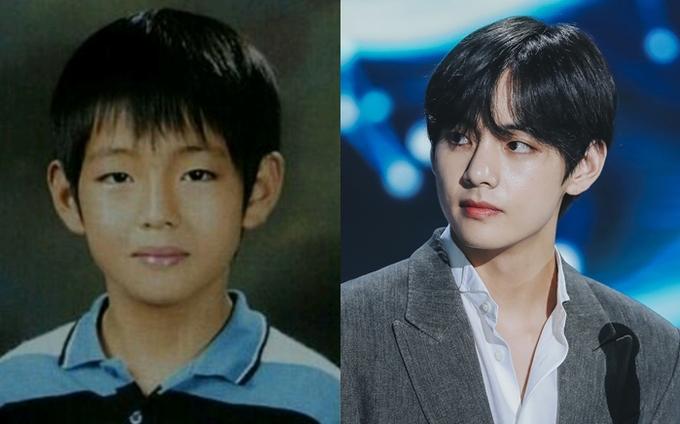 Không thể nhận ra gương mặt những idol nam nổi tiếng trong ảnh tốt nghiệp tiểu học - Ảnh 1