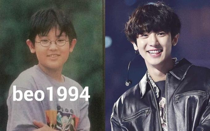 Không thể nhận ra gương mặt những idol nam nổi tiếng trong ảnh tốt nghiệp tiểu học - Ảnh 4