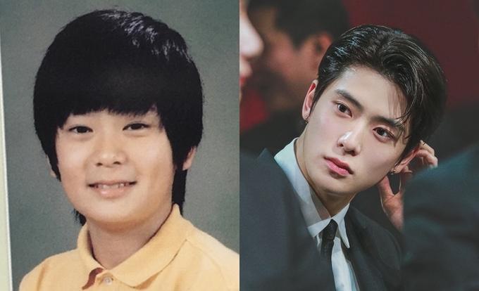 Không thể nhận ra gương mặt những idol nam nổi tiếng trong ảnh tốt nghiệp tiểu học - Ảnh 7