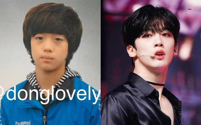 Không thể nhận ra gương mặt những idol nam nổi tiếng trong ảnh tốt nghiệp tiểu học - Ảnh 12