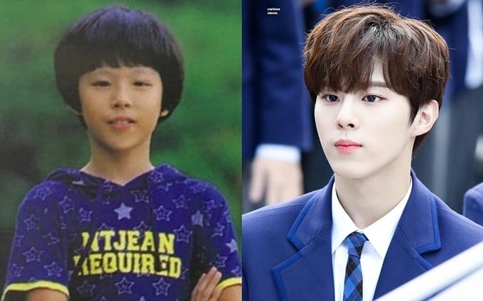 Không thể nhận ra gương mặt những idol nam nổi tiếng trong ảnh tốt nghiệp tiểu học - Ảnh 6