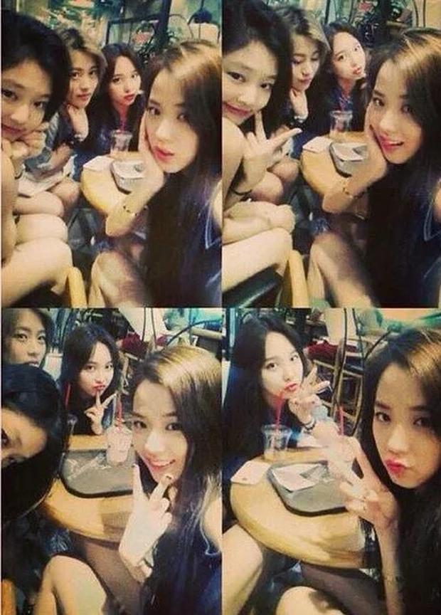 Tình bạn của 3 nhóm nhạc nữ nổi tiếng nhất Kpop: BLACKPINK, TWICE, Red Velvet có thực sự thân thiết như lời đồn? - Ảnh 1