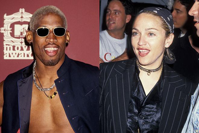 Bạn trai cũ kể Madonna đòi quan hệ trên máy bay để có con - Ảnh 2