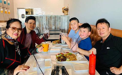 Sao Việt chia sẻ tình cảm gia đình trong 'Ngày của mẹ' - Ảnh 7
