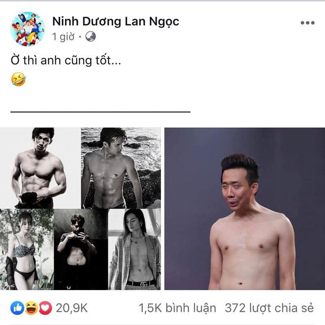 BB Trần 'dìm hàng' Trấn Thành bằng loạt ảnh ngủ xấu ở Running Man - Ảnh 5