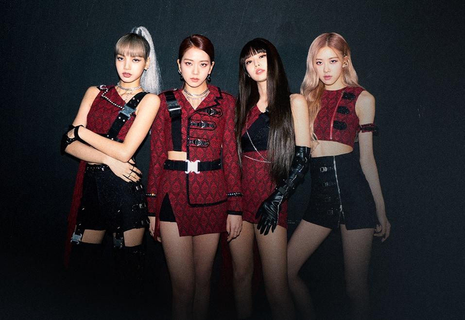 Fan Hàn chuẩn bị đón các nữ thần xinh đẹp BLACKPINK