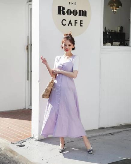 Cách 'biến' váy hai dây thành món đồ thanh lịch - Ảnh 4