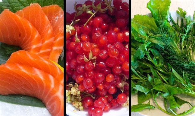 Chế độ ăn kiêng giúp giảm mỡ mặt, nếp nhăn hiệu quả - Ảnh 1