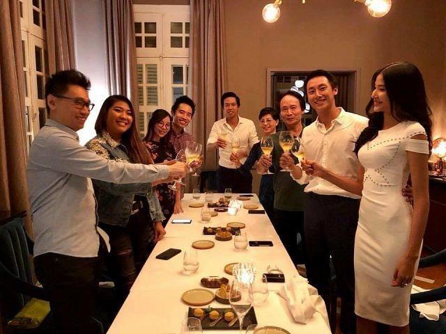 Hoàng Thùy công khai đăng ảnh bên Rocker Nguyễn sau nghi vấn hẹn hò - Ảnh 2