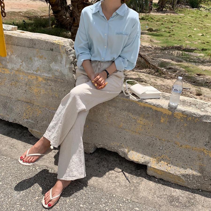 Học gái Hàn mix áo sơ mi sao cho đẹp và chuẩn nhất có thể - Ảnh 3