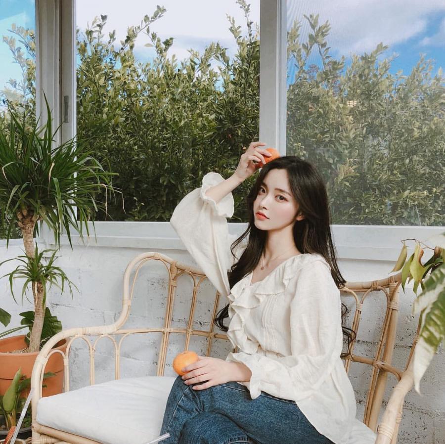 Học gái Hàn mix áo sơ mi sao cho đẹp và chuẩn nhất có thể - Ảnh 7