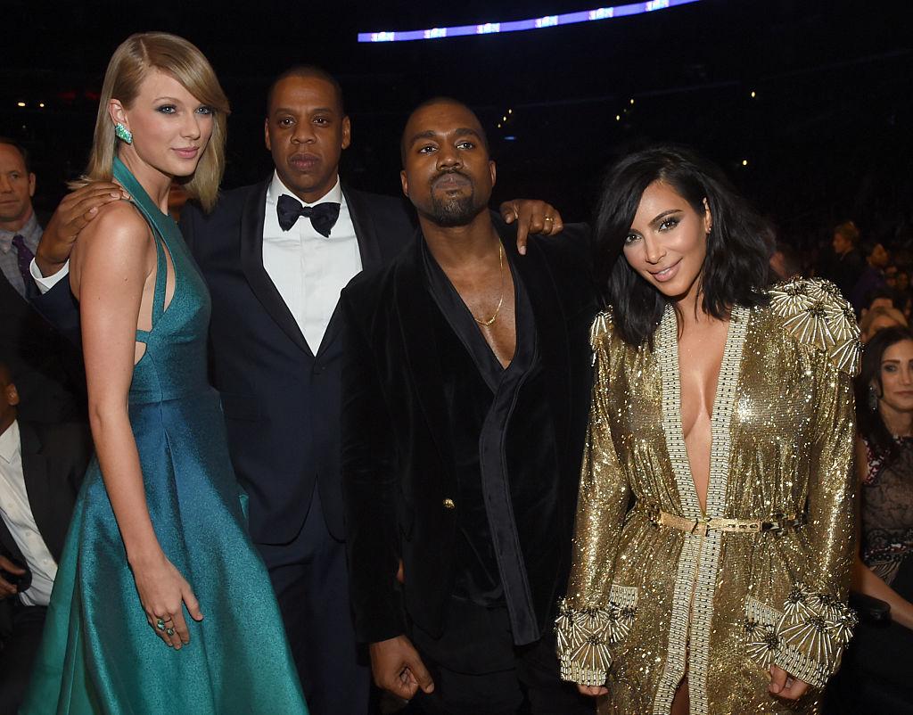 Taylor và vợ chồngKanye West từng có mối quan hệ thân thiết