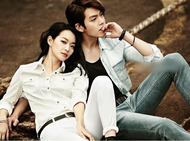 Kim Woo Bin sẽ kết hôn với Shin Min Ah sau khi khỏi bệnh ung thư? - Ảnh 1