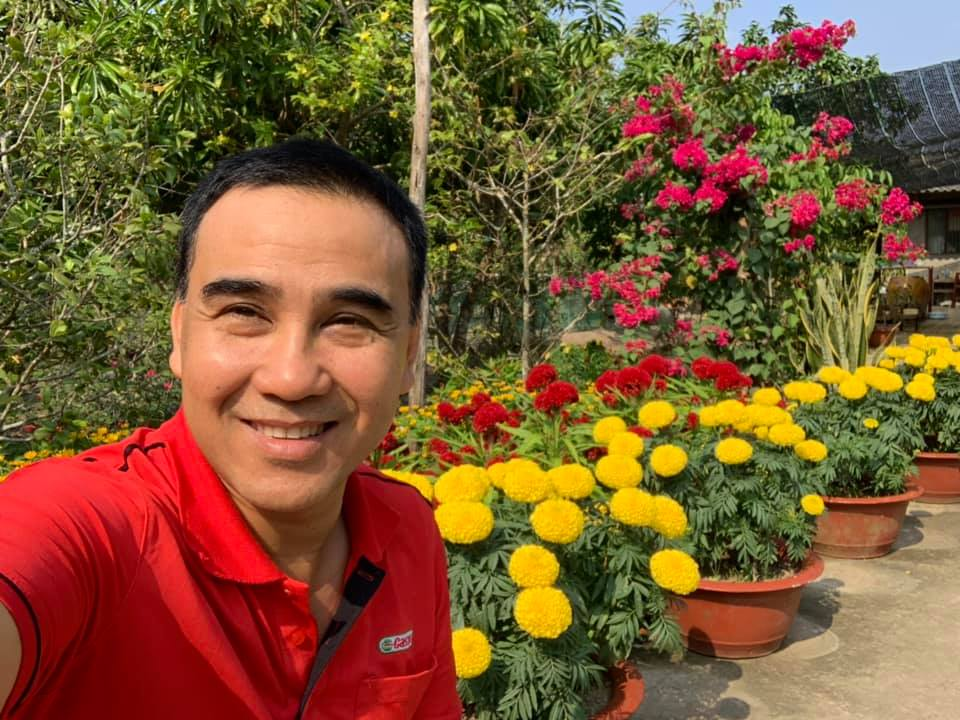 MC Quyền Linh cùng vợ kỷ niệm ngày cưới hết sức giản đơn mà đầy ngọt ngào  - Ảnh 9