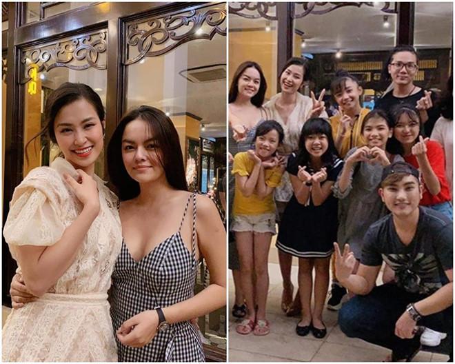 Midu, Hà Anh đăng ảnh diện bikini trong kỳ nghỉ lễ - Ảnh 8
