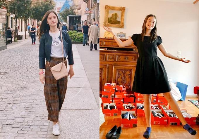 Nhan sắc các cô con gái tuổi teen, xinh như mỹ nhân của sao Việt - Ảnh 6