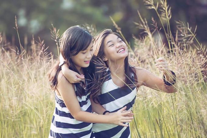 Nhan sắc các cô con gái tuổi teen, xinh như mỹ nhân của sao Việt - Ảnh 7
