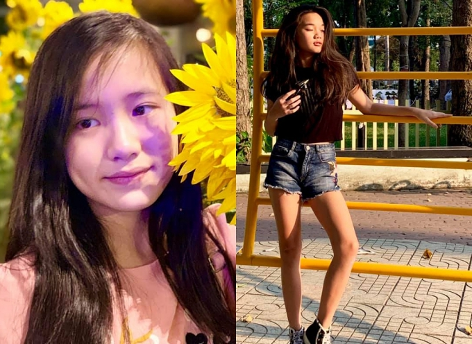 Nhan sắc các cô con gái tuổi teen, xinh như mỹ nhân của sao Việt - Ảnh 8