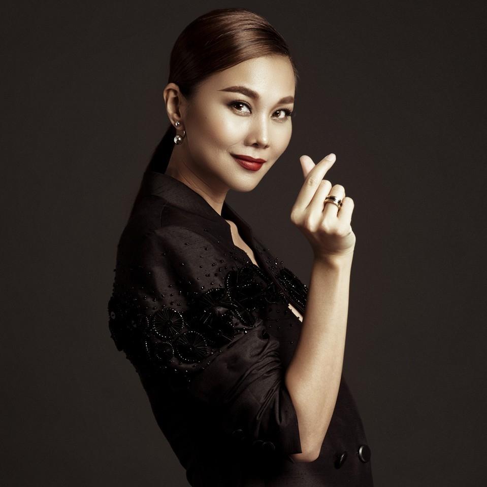 Thanh Hằng hiện tại là một quý cô đẳng cấp
