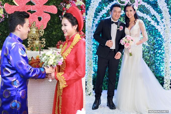 Lam Trường -Yến Phươngkết hônvào năm 2014