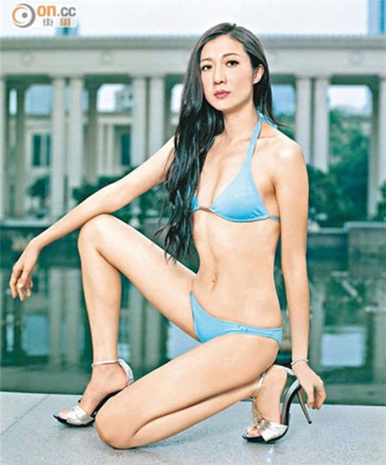 Những hoa hậu, á hậu Hong Kong bị gắn mác 'hồ ly tinh' - Ảnh 1