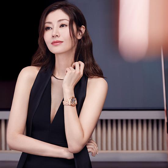 Hoa hậu đẹp nhất lịch sử Hong Kong - Lý Gia Hân.