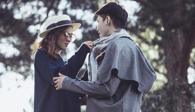 Sự đam mê trong tình yêu là yếu tố lôi cuốn bạn và người ấy đến bên nhau