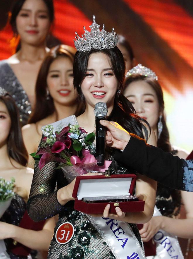 Nữ sinh 20 tuổi đăng quang Hoa hậu Hàn Quốc 2019 - Ảnh 1