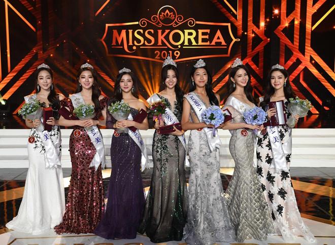 Nữ sinh 20 tuổi đăng quang Hoa hậu Hàn Quốc 2019 - Ảnh 4