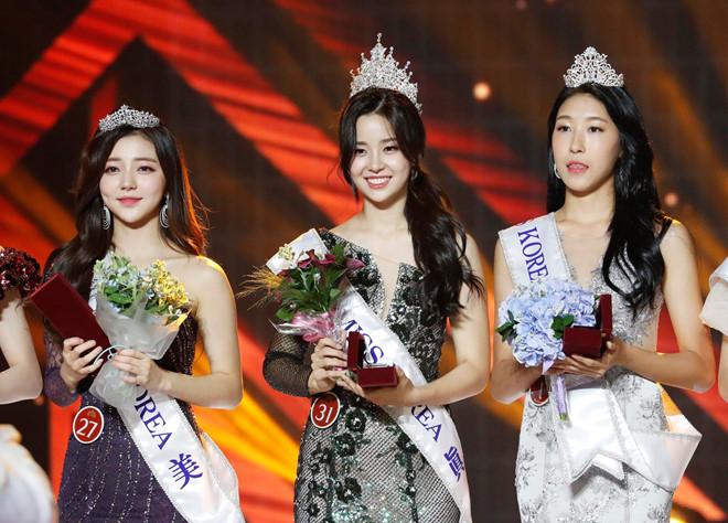 Nữ sinh 20 tuổi đăng quang Hoa hậu Hàn Quốc 2019 - Ảnh 6