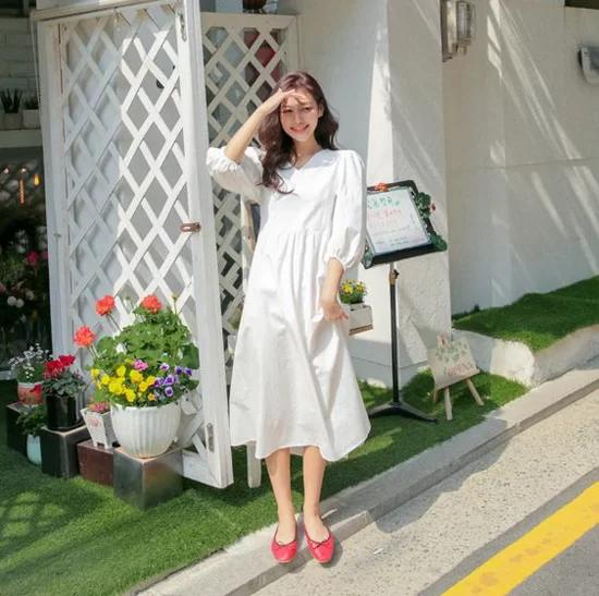 Phối đồ dạo phố với các kiểu váy không kén dáng - Ảnh 8