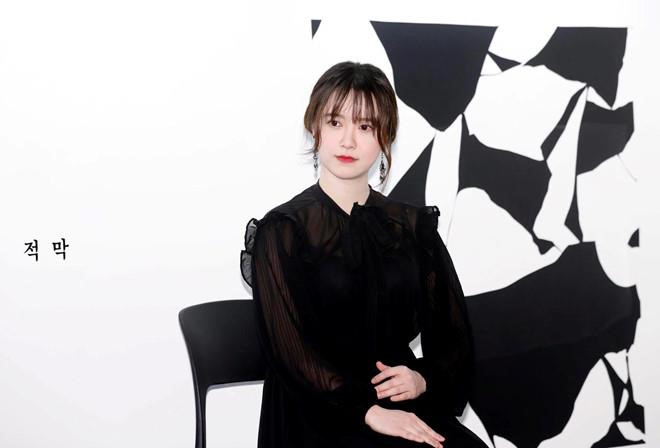 Quản lý Goo Hye Sun lên tiếng về tin sắp ly hôn chồng trẻ - Ảnh 2
