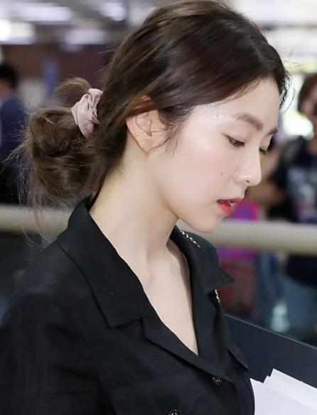 Sao Hàn người được khen, kẻ bị chê khi theo mốt makeup da căng bóng - Ảnh 6