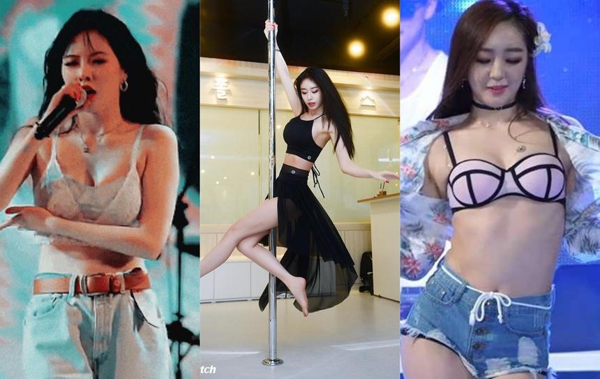 Văn hóa Kpop gắn liền với những hình ảnh gợi dục, táo bạo trên sân khấu. Phía sau hậu trường, các nghệ sĩ được công ty bảo vệ khỏi mọi sai trái.