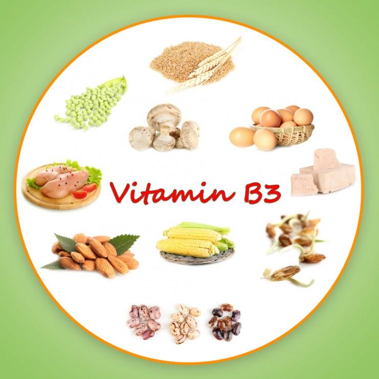 Tác dụng của vitamin B3 trong việc chăm sóc da cho phái đẹp - Ảnh 2