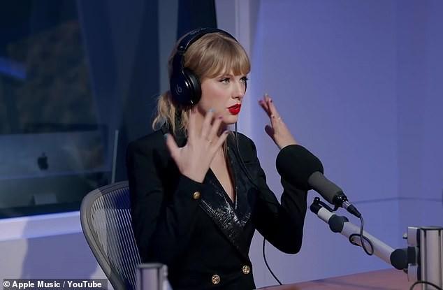 Taylor Swift nhắc lại quá khứ bị dè bỉu vì yêu nhiều người - Ảnh 1